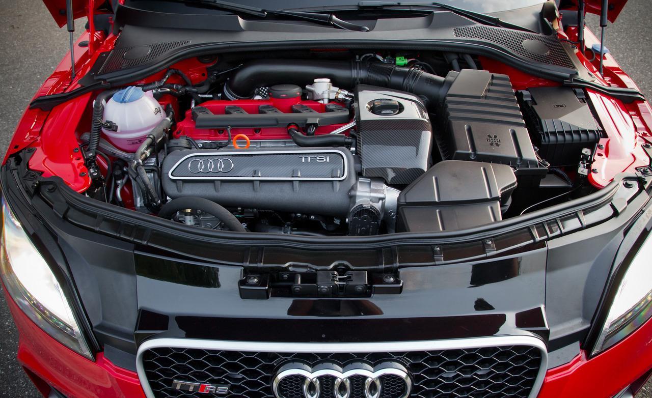 Audi estrenará el nuevo 5 cilindros en el TT-RS, pulverizará los 400 caballos 1