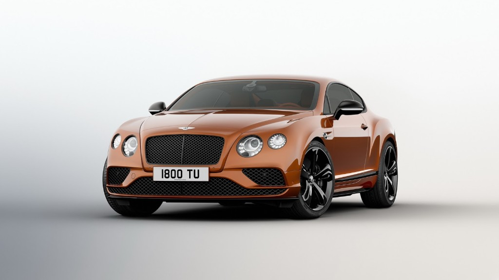 Bentley Continental GT Speed: el más potente y rápido, con 642 CV 3