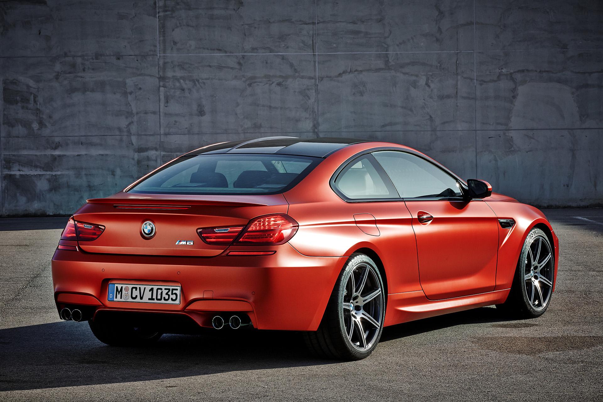 BMW confirma el adiós a la caja manual en los nuevos M5 y M6 2