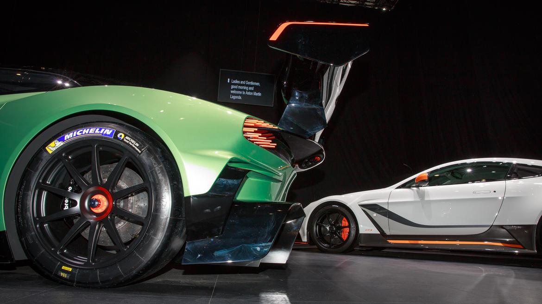 El Aston Martin Vulcan pisará la calle como modelo road-legal 1