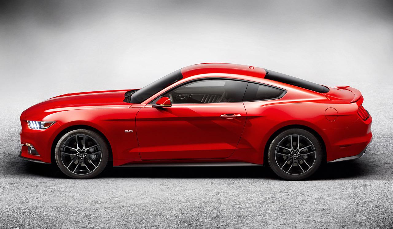 El Ford Mustang es el coupé deportivo más vendido 1