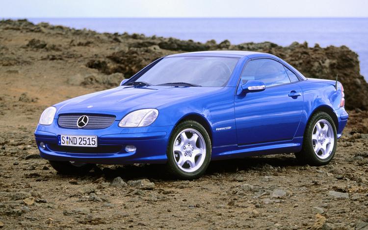 El Mercedes SLK cumple 20 años: ¿Qué ha supuesto en la industria? 3
