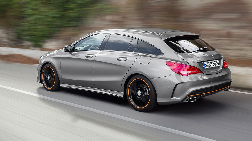 El próximo Mercedes Clase A incluirá un Shooting Brake de 2 puertas 1
