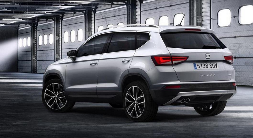 El SEAT Ateca ya admite pedidos: Los precios arrancan en los 18.000 euros 2