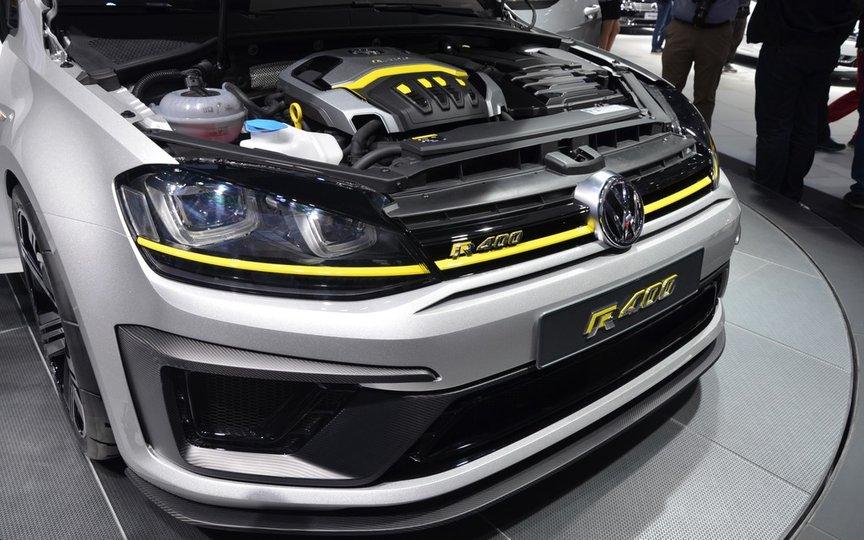 El Volkswagen Golf R400 llegará al mercado este otoño, ¿lo veremos dentro de muy poco? 2