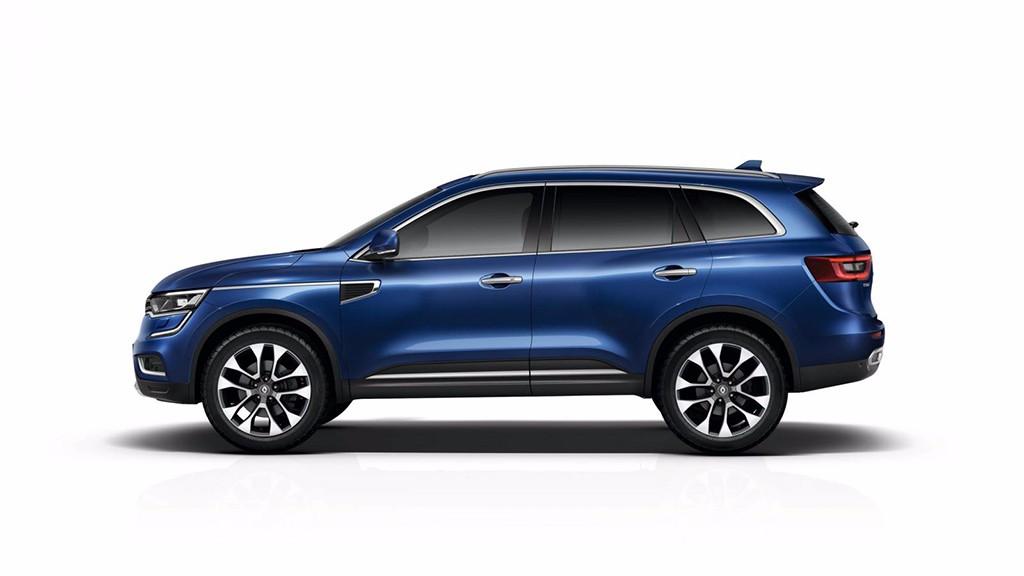 Este es el nuevo Renault Koleos que llegará al mercado en 2017: Un peldaño por encima del Kadjar 2