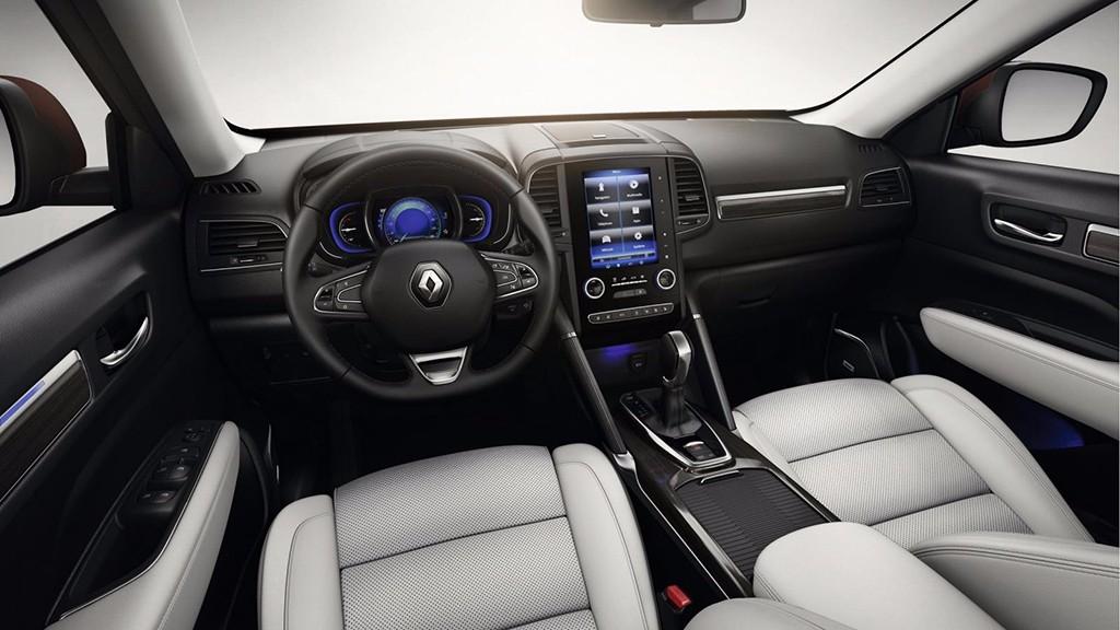 Este es el nuevo Renault Koleos que llegará al mercado en 2017: Un peldaño por encima del Kadjar 3