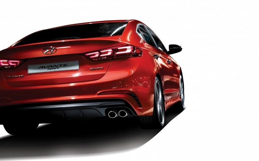 Hyundai presenta en Corea el Elantra Sport con 204 CV: No sabemos aún si llegará a Europa 1