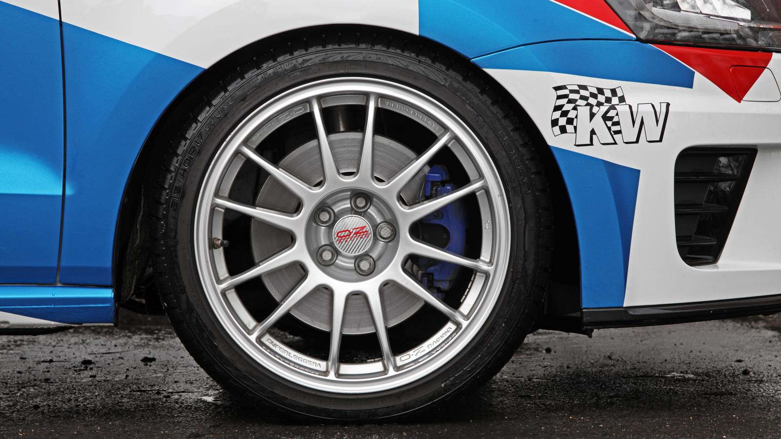 ¡Increíble! El Volkswagen Polo R WRC Street tiene 420 CV sobre el 2.0 TSI 2