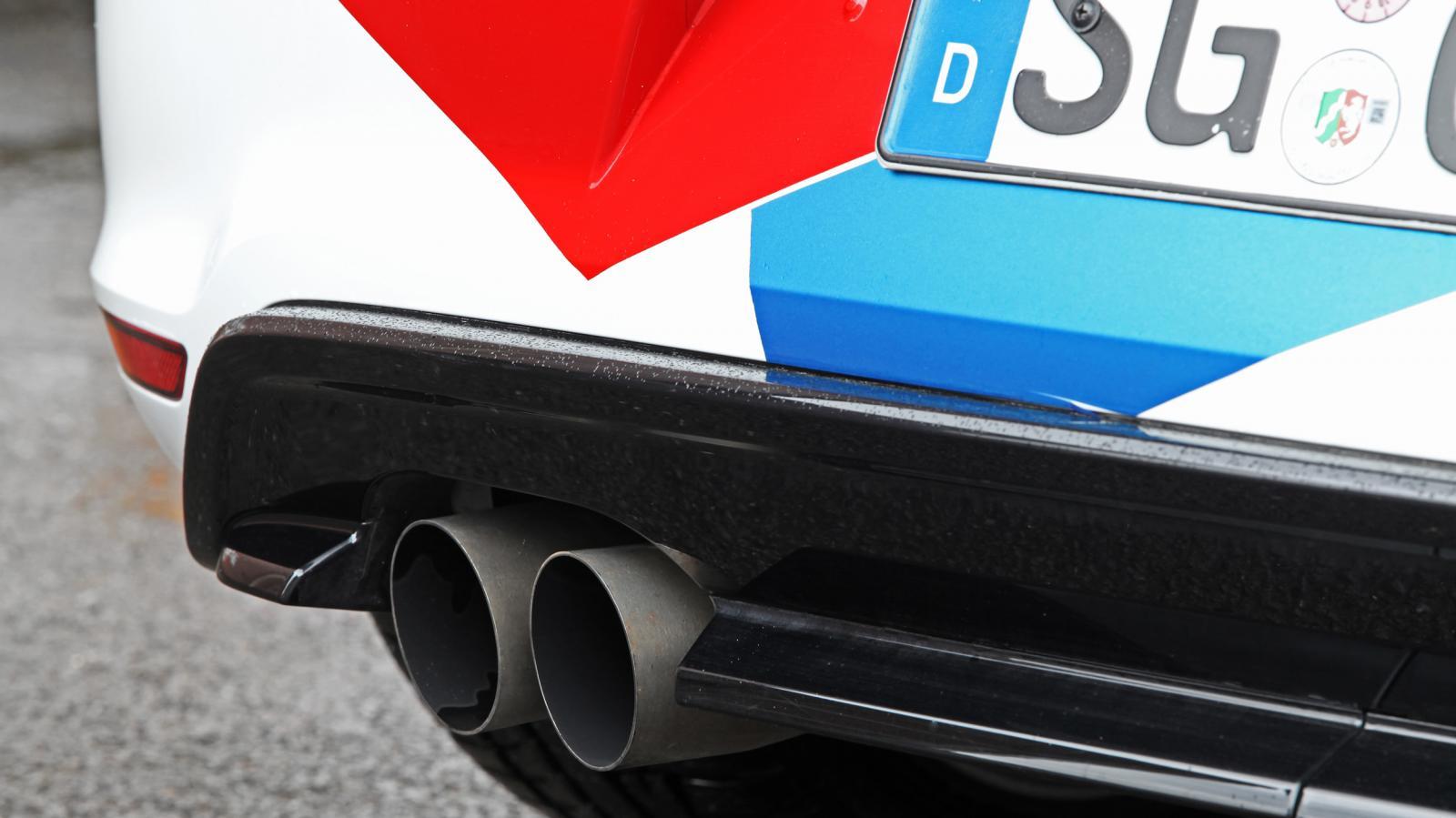 ¡Increíble! El Volkswagen Polo R WRC Street tiene 420 CV sobre el 2.0 TSI 4
