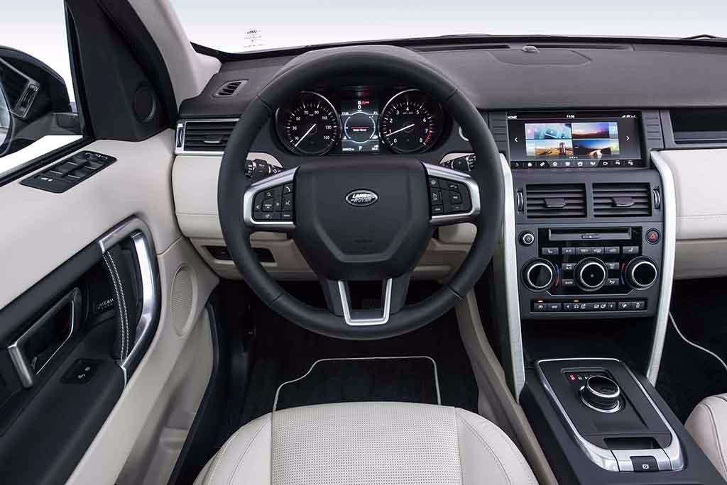 Land Rover Discovery Sport 2017: Se acabó el dejarte pertenencias por ahí 3
