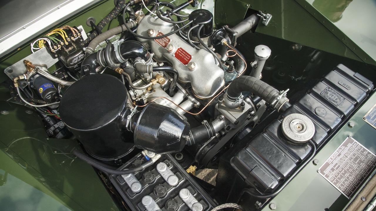 Land Rover pondrá a la venta 25 unidades totalmente restauradas del Serie 1 de 1948 1