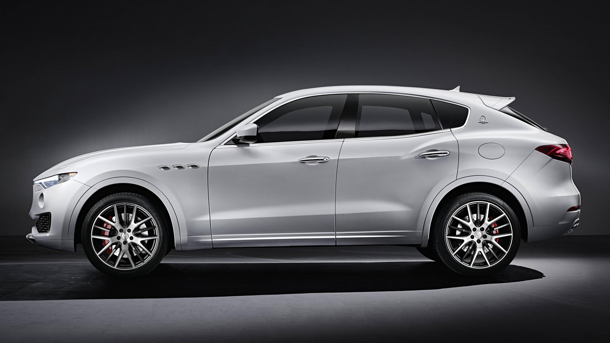Maserati ya piensa en el rival directo del Porsche Macan 1