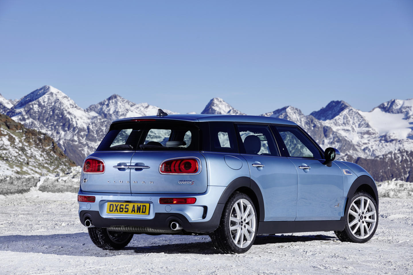MINI Clubman ALL4: La tracción total arranca en los 31.900 euros 2