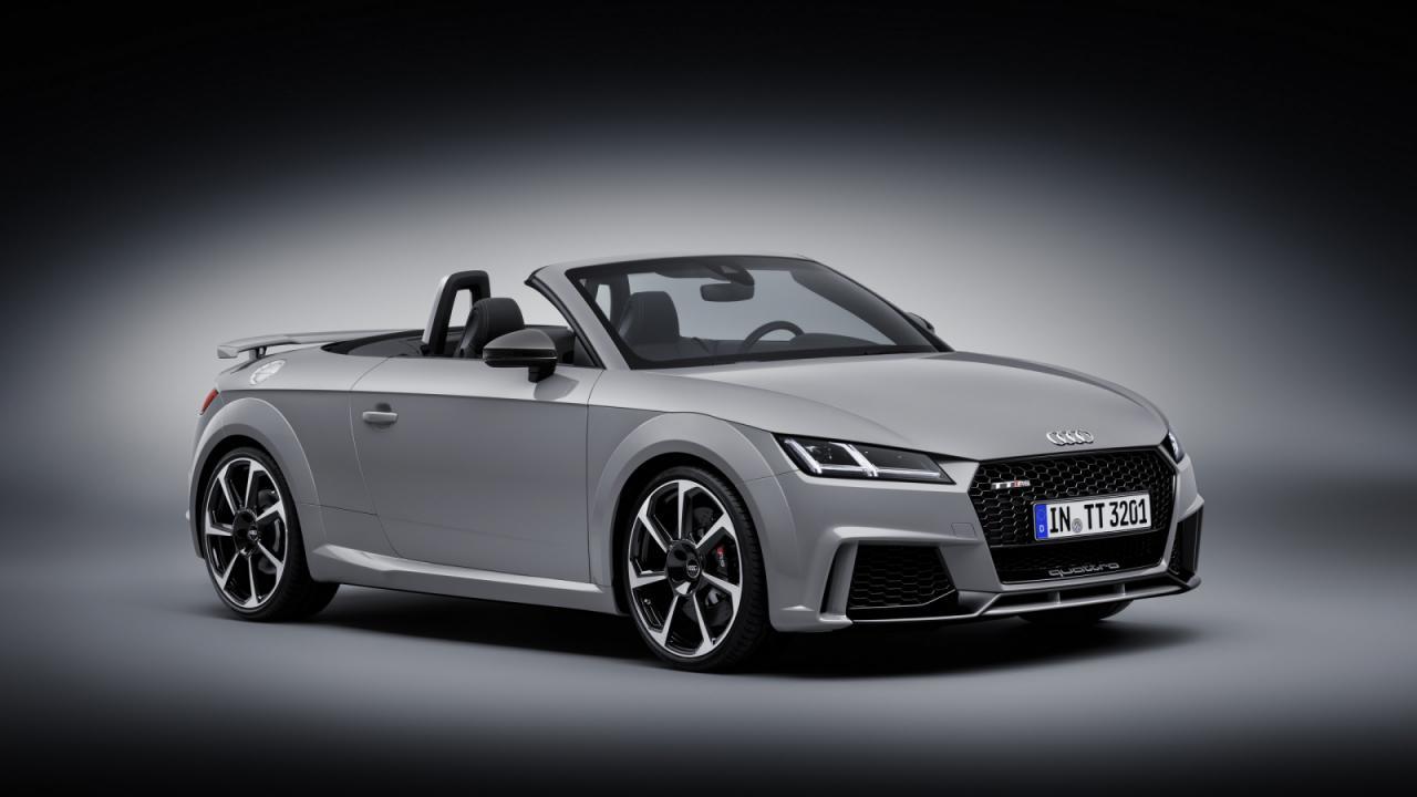Oficial: nuevo Audi TT-RS, 400 caballos de potencia y a 100 en 3.7 segundos 4