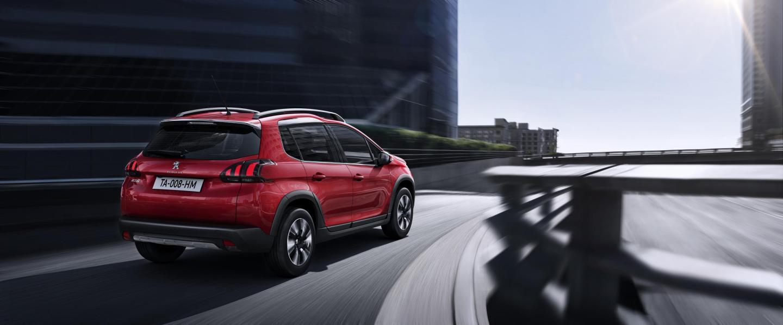 Peugeot 2008 2016: Lista de precios y equipamiento 2