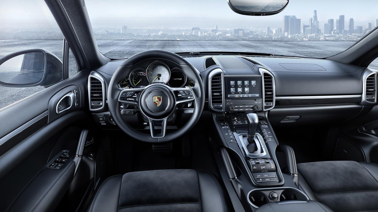 Porsche Cayenne Platinum Edition: Edición limitada más equipada y deportiva 2