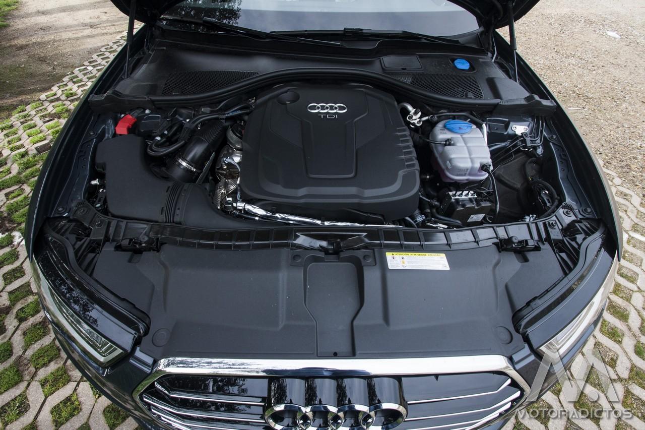Prueba: Audi A6 2.0 TDI 190 CV Ultra S line Edition (diseño, habitáculo, mecánica) 5