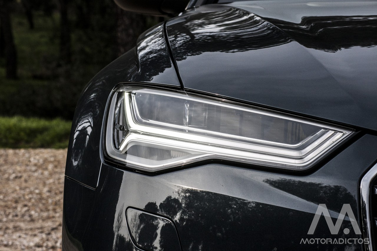 Prueba: Audi A6 2.0 TDI 190 CV Ultra S line Edition (diseño, habitáculo, mecánica) 10