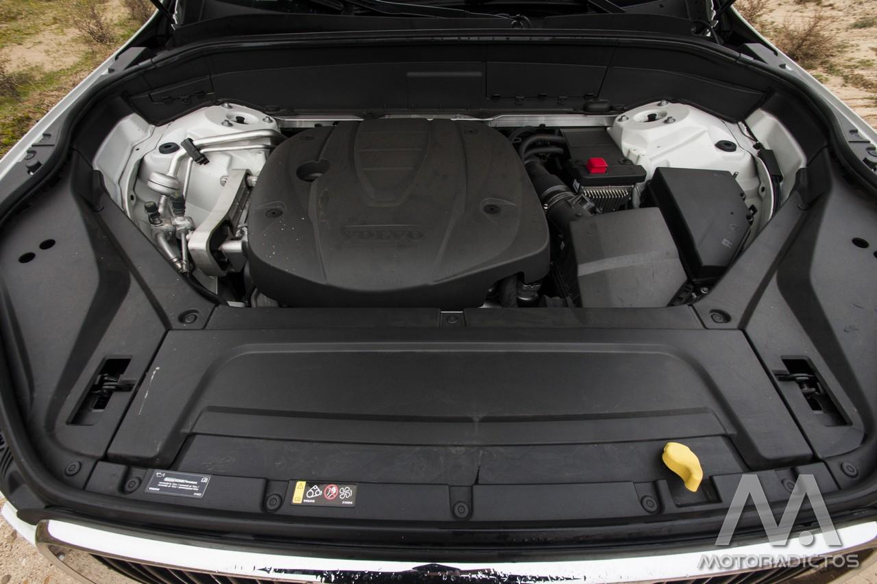 Prueba: Volvo XC90 D5 AWD (diseño, habitáculo, mecánica) 4