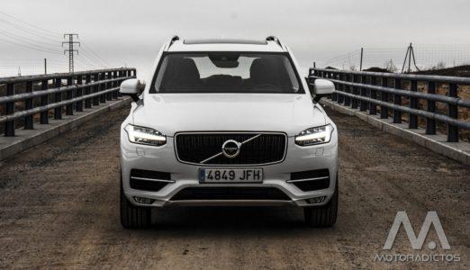 Prueba: Volvo XC90 D5 AWD (equipamiento, comportamiento, conclusión)