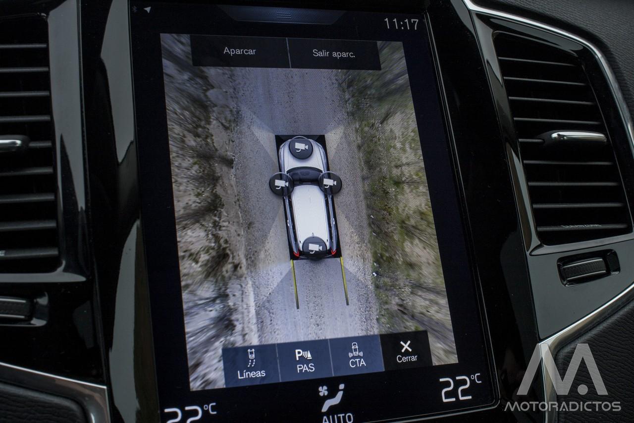 Prueba: Volvo XC90 D5 AWD (equipamiento, comportamiento, conclusión) 5