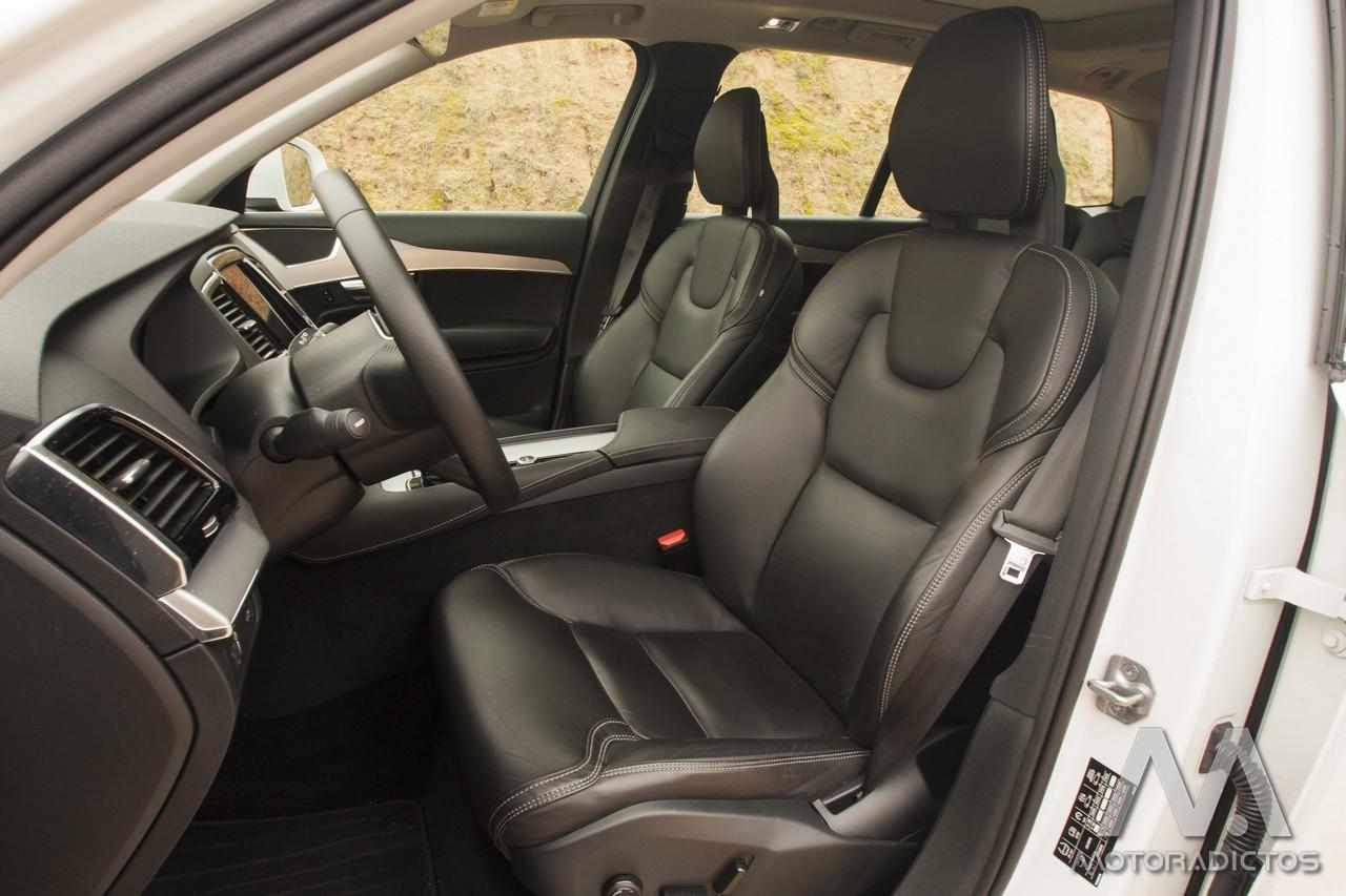 Prueba: Volvo XC90 D5 AWD (equipamiento, comportamiento, conclusión) 7
