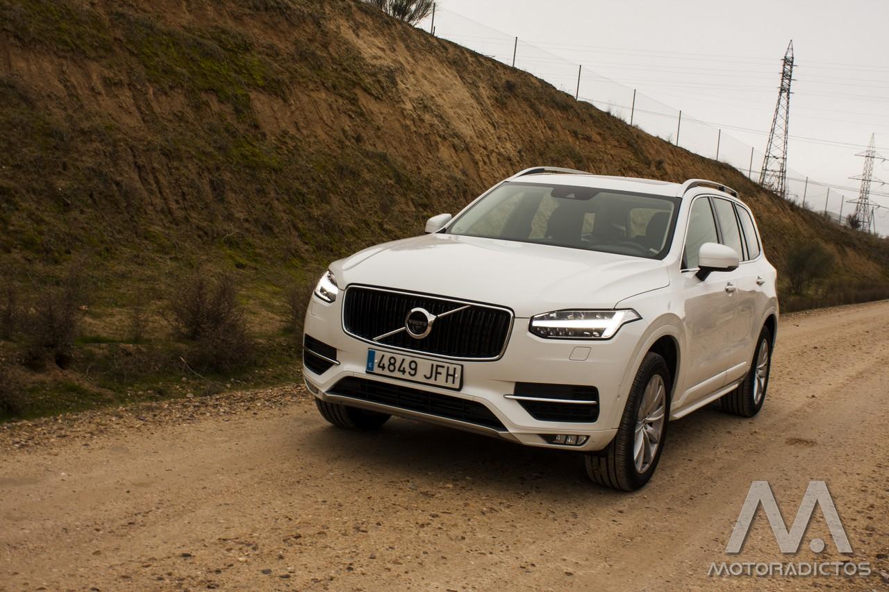 Prueba: Volvo XC90 D5 AWD (equipamiento, comportamiento, conclusión) 8