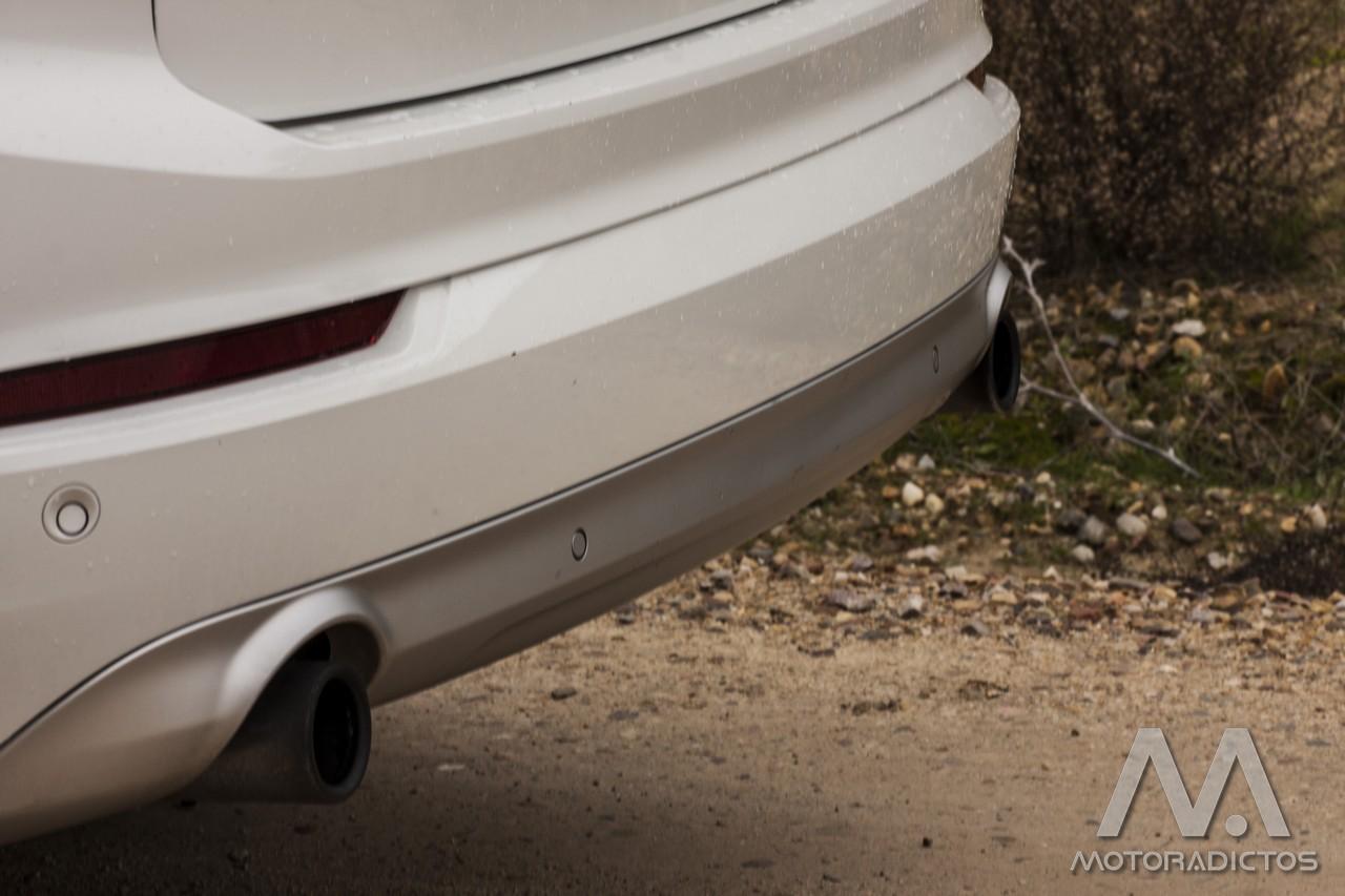 Prueba: Volvo XC90 D5 AWD (equipamiento, comportamiento, conclusión) 9