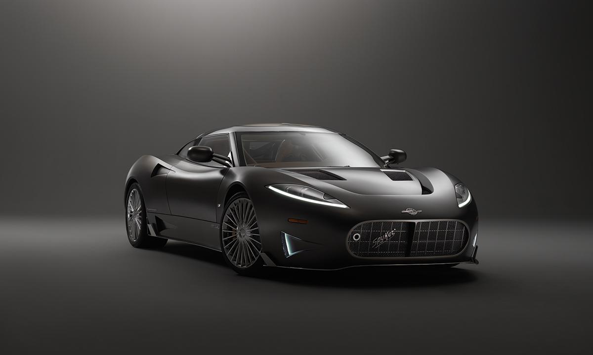 Spyker lanzará un SUV en Europa para competir con el Bentley Bentayga 2