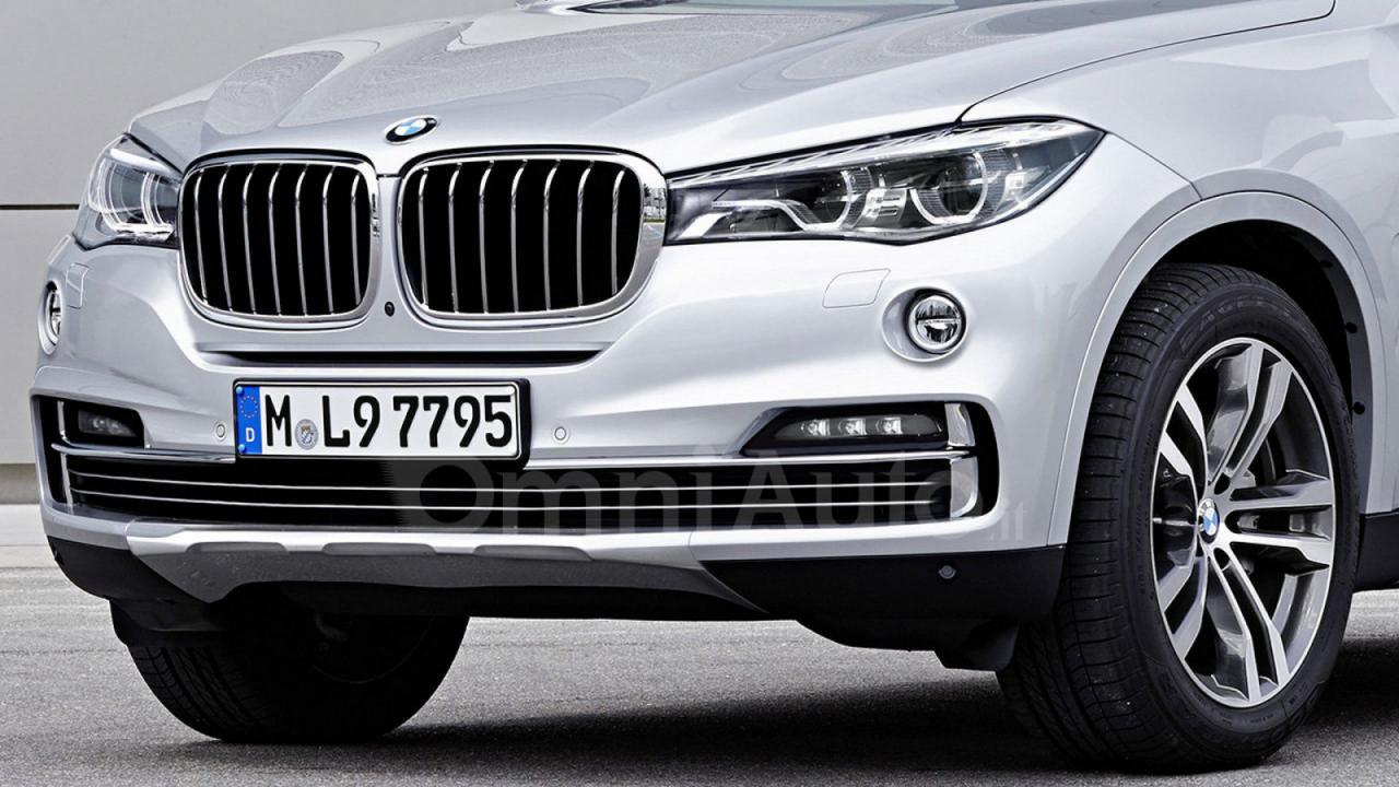 Un vistazo al BMW X7, el más lujoso de la casa 2