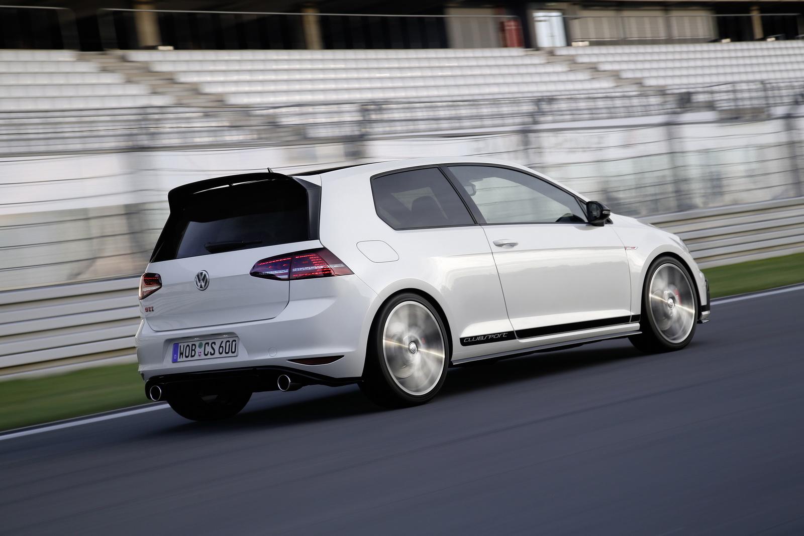 Volkswagen Golf GTI Clubsport S: 310 CV para atacar Nürburgring 1