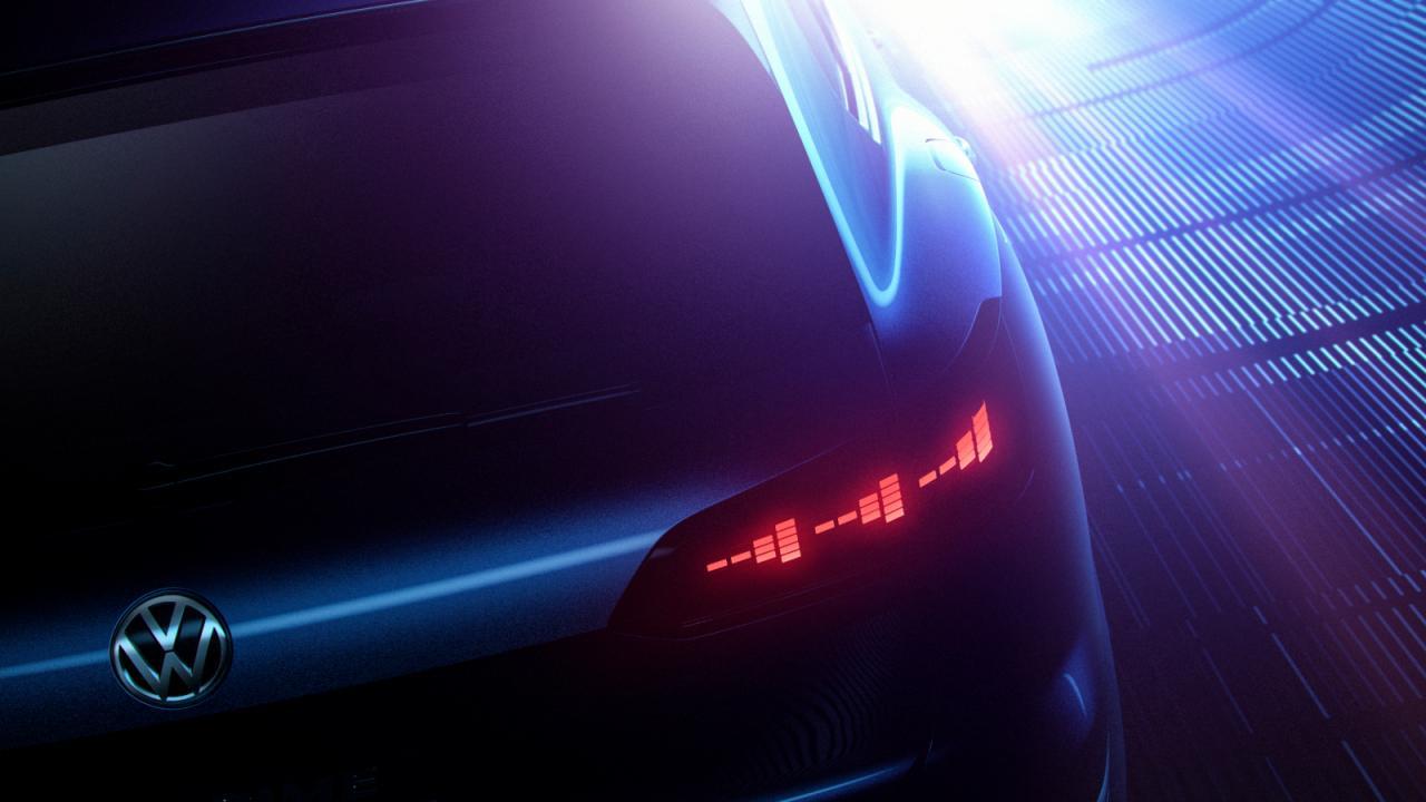 Volkswagen nos anticipa un nuevo SUV, ¿el primer paso del nuevo Touareg? 1