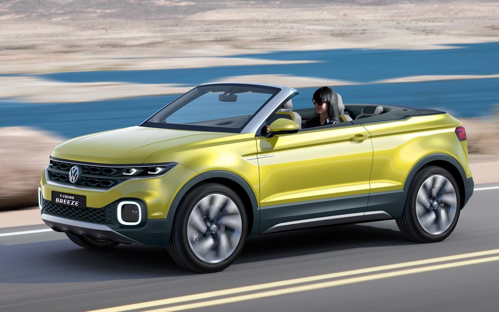 Volkswagen ya trabaja intensamente en el b-SUV, inspirado en el Polo 1