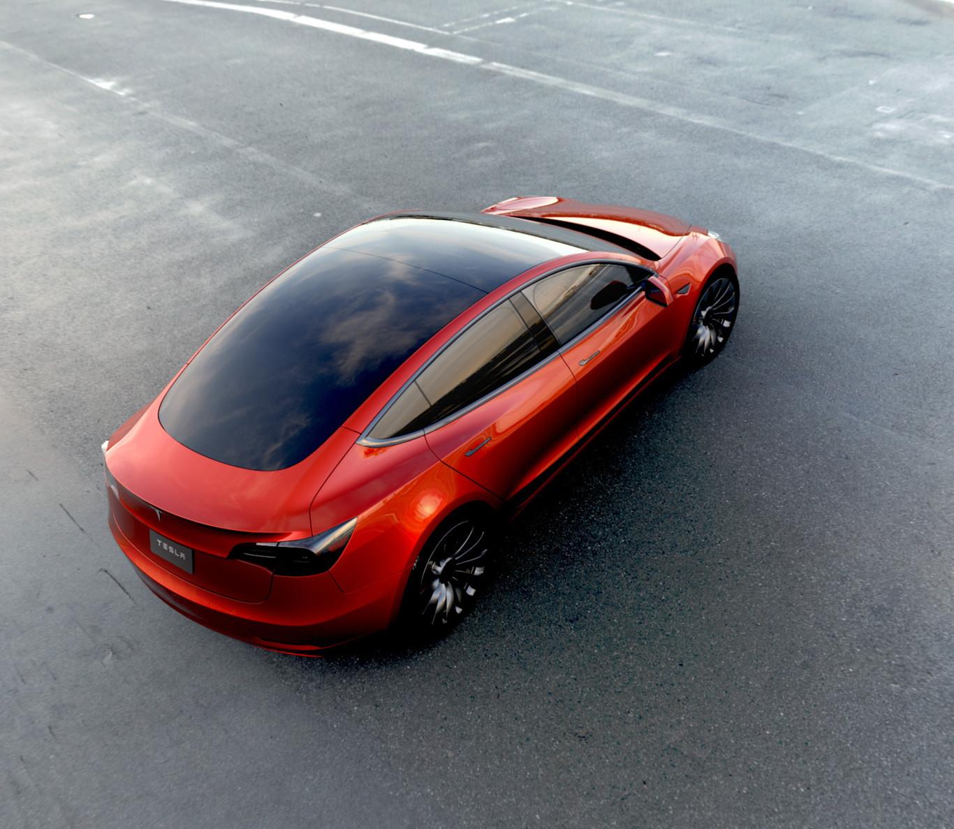 ¡Ya está aquí el Tesla Model 3! El eléctrico de 35.000 dólares y 346 kilómetros de autonomía 3