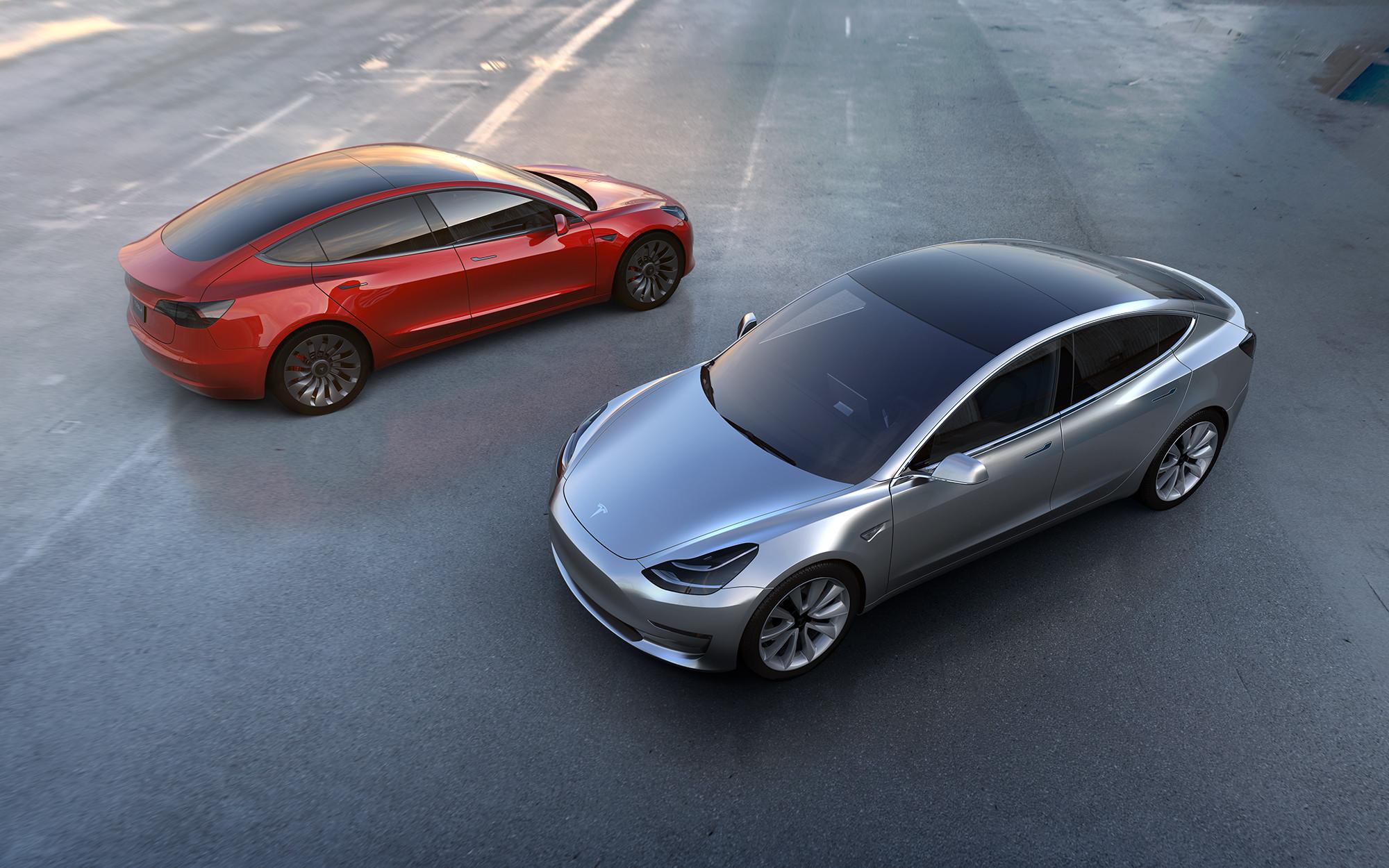 ¡Ya está aquí el Tesla Model 3! El eléctrico de 35.000 dólares y 346 kilómetros de autonomía 4