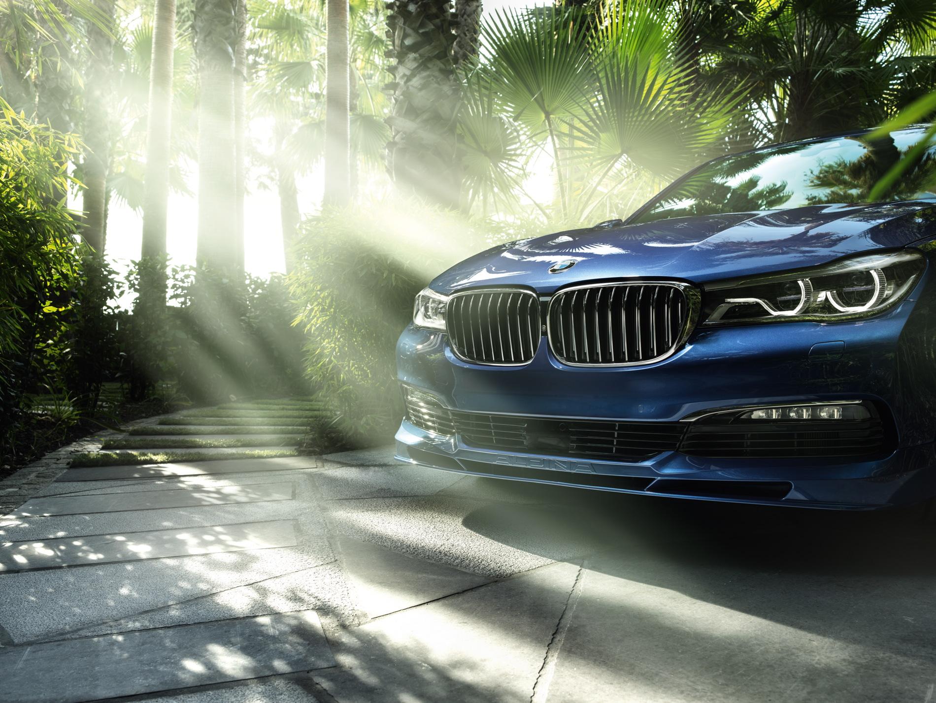 Alpina lanzará más modelos turbodiésel, basados en el Serie 6 y el Serie 7 2