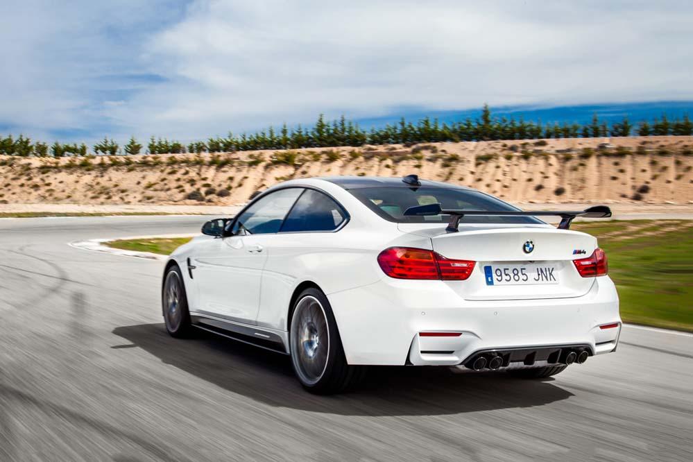 Así es el BMW M4 CS: Sólo se fabricarán 60 unidades destinadas a España 1