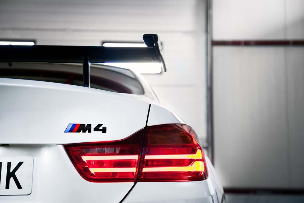 Así es el BMW M4 CS: Sólo se fabricarán 60 unidades destinadas a España 4