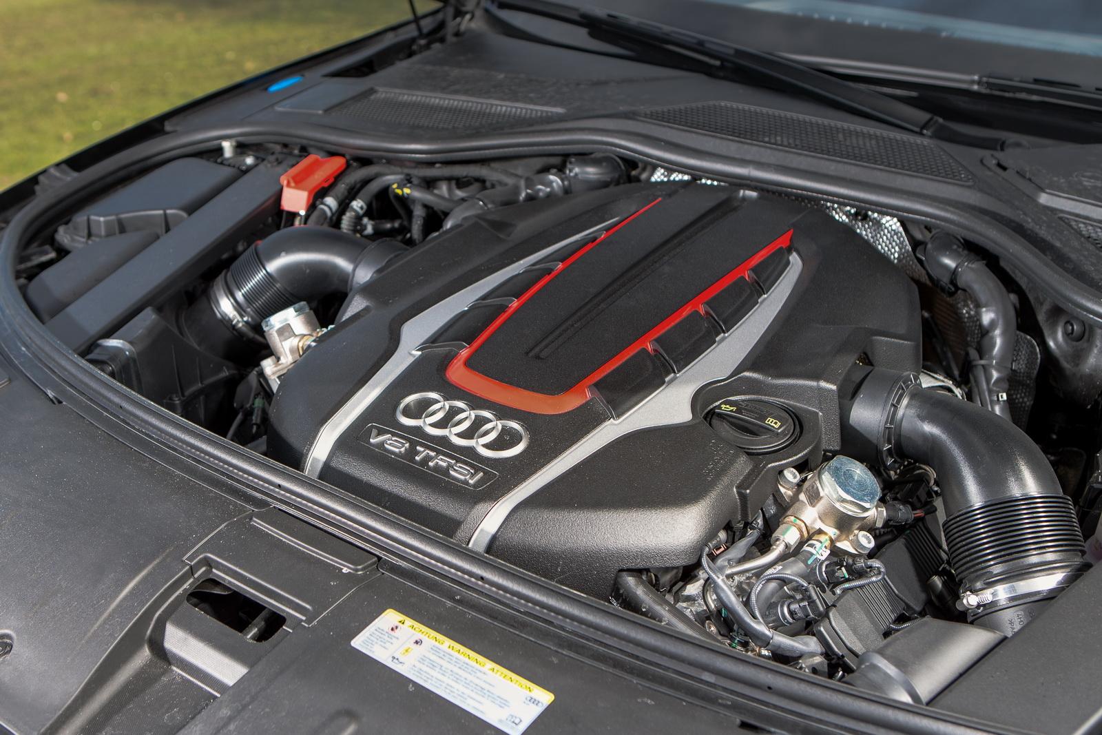 Audi S8 Plus por ABT: Un lujoso avión de 705 CV para largos viajes en la Autobahn 3