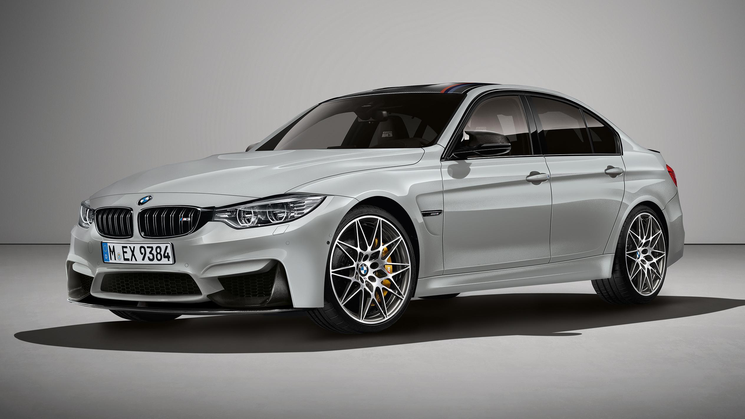 BMW M3 '30 Jahre': 500 unidades para celebrar el 30 aniversario 10