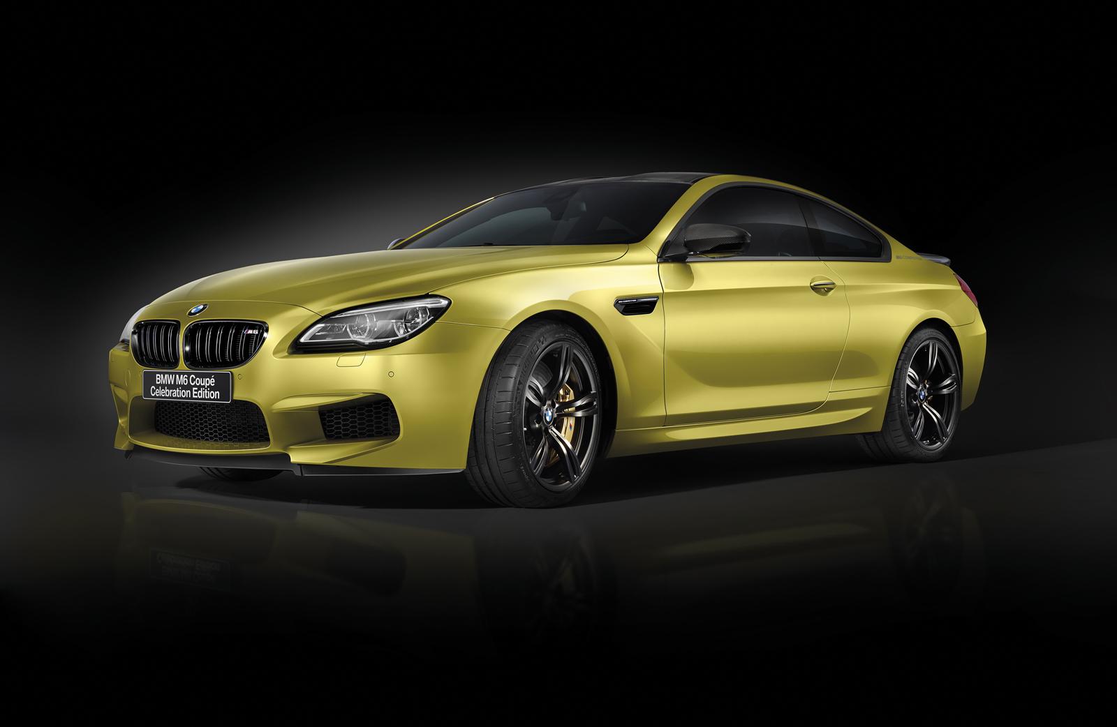 BMW M6 Celebration Edition Competition: 13 unidades para celebrar el centenario en Japón 1