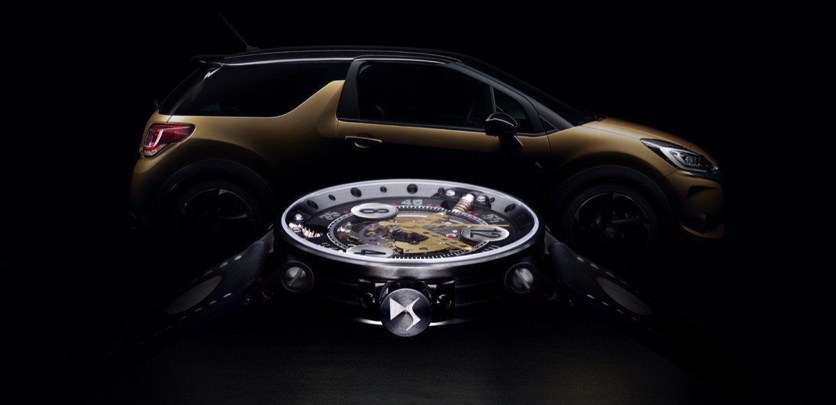 DS3 Performance B.R.M. Chronographes: 39 unidades con un reloj deportivo de la marca 2