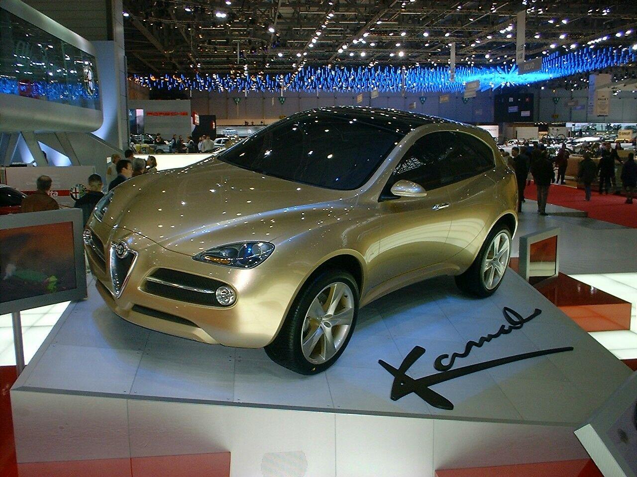 El Alfa Romeo Kamal será una realidad, el pequeño crossover italiano 2