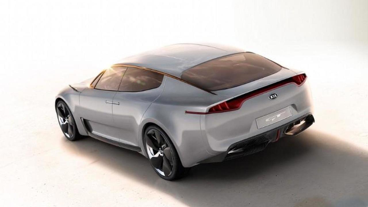 El Kia GT sigue adelante, llegará al mercado el año que viene y estará en España 1