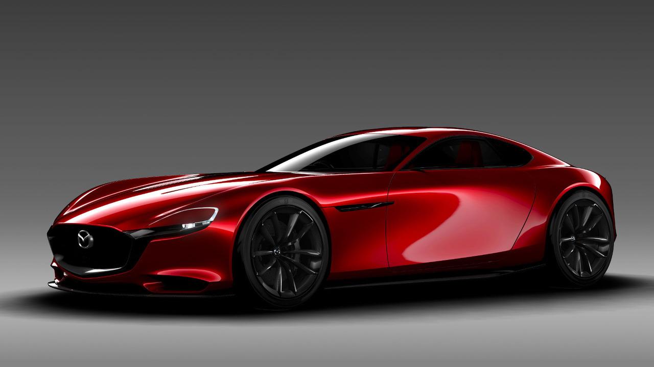 El Mazda RX-9 sí está en camino, pero no lo veremos en la calle hasta 2020 1