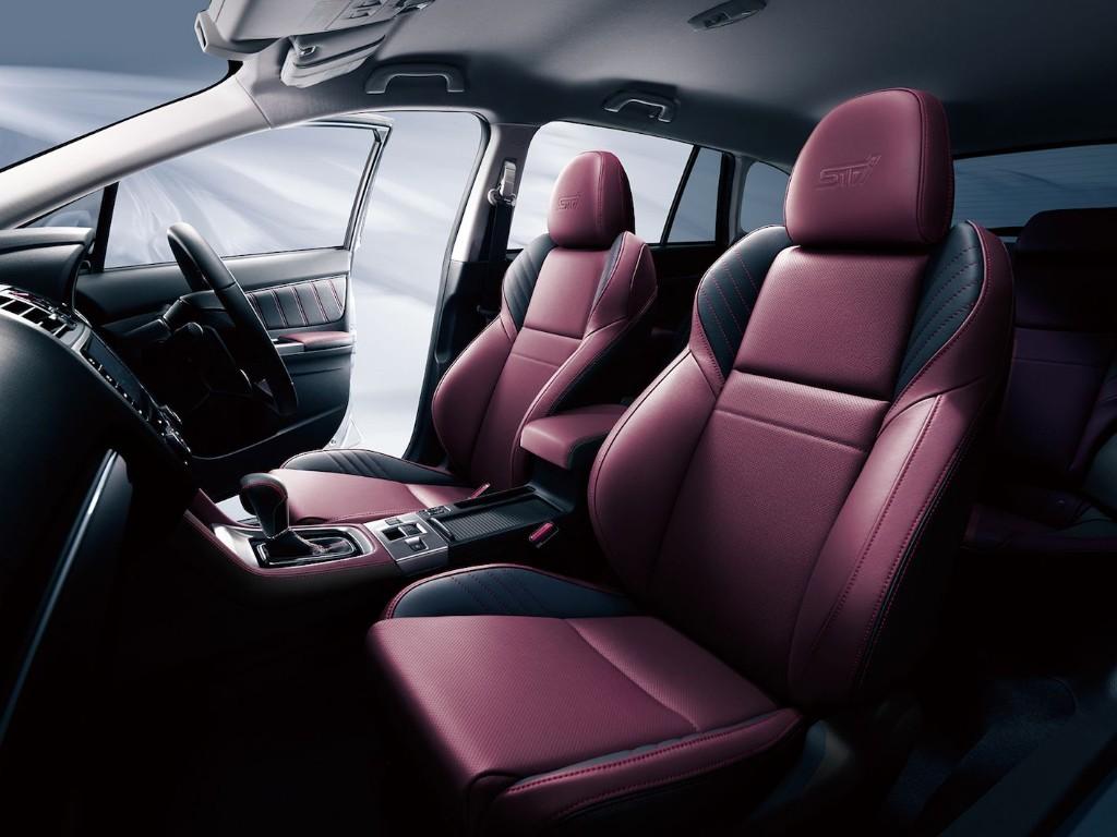 El Subaru Levorg STI Sport Wagon combina amplitud y hasta 300 CV de potencia 3