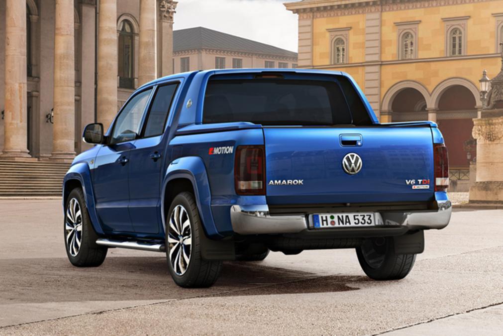 El Volkswagen Amarok se actualiza y ahora recibe el V6 TDI (entre otros cambios) 2