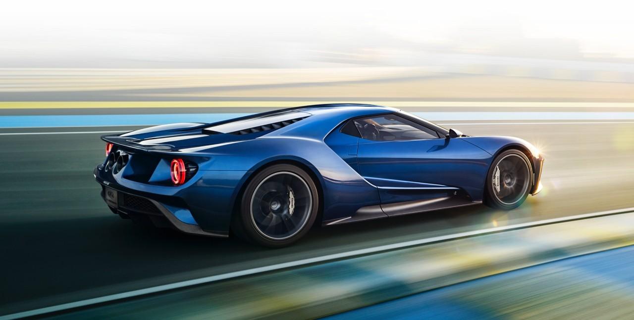 Ford ha recibido 6.506 pedidos del GT en un mes y... sólo se fabricarán 250 anuales 1