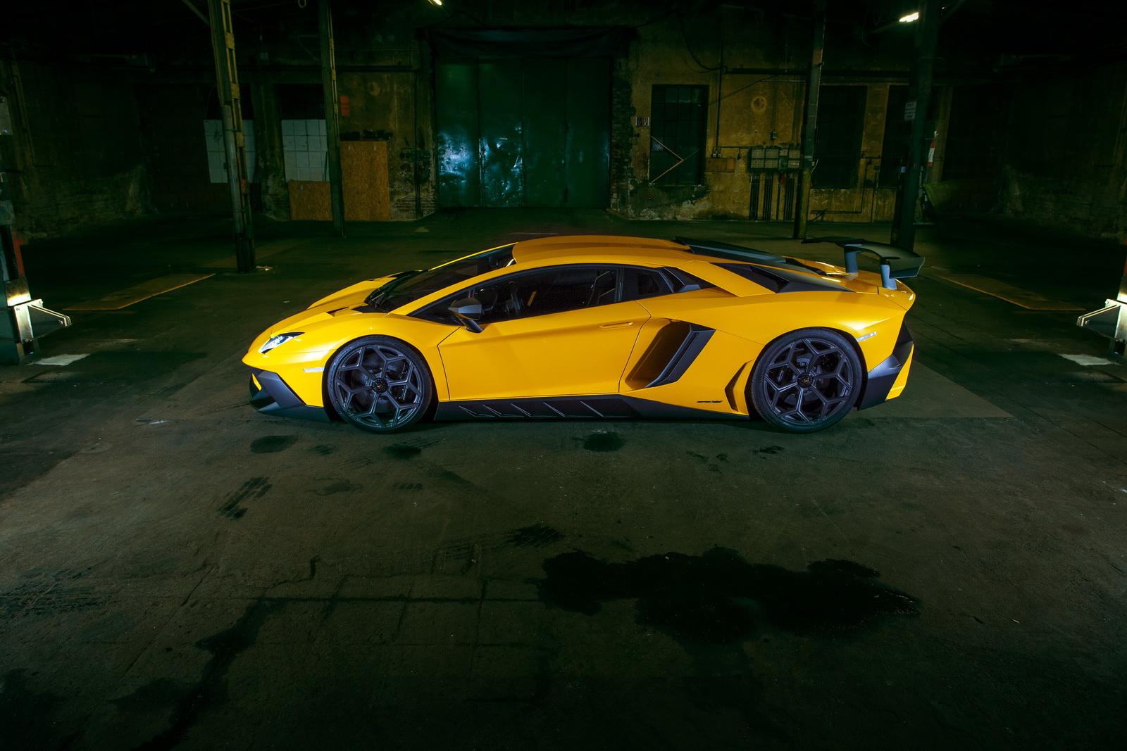 Lamborghini Aventador SV por Novitec Torado: Fibra de carbono, llantas Vossen y 786 caballos 3